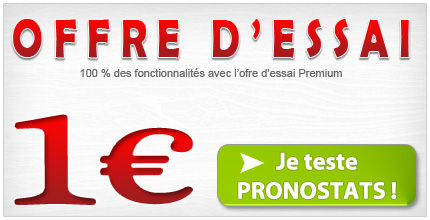 Promotion offre à 1 euro pour tester le logiciel turf et faire de vrai pronostic PMU rentable